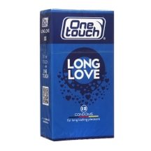 Kondoomid One Touch Long Love N12