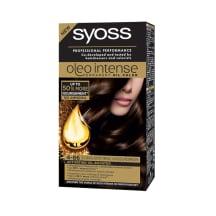 Plaukų dažai SYOSS OLEO INTENSE, Nr.4-86