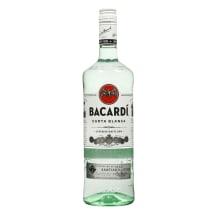 Romas BACARDI CARTA BLANCA, 37,5 %, 1 l