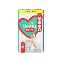Püksmähkmed Pampers JP S3 6-11kg 60tk