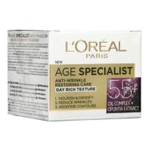 S.kēms Loreal Age Spec.55+ ,dienas 50ml