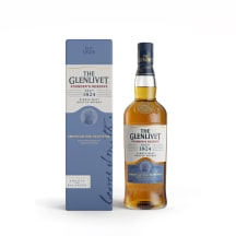 Viskijs Glenlivet Foundres Rva 40% 0,7L