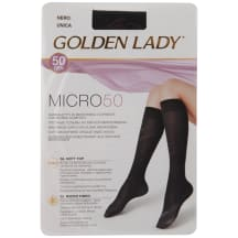 Põlvikud Golden Lady Micro 50den nero