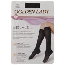 Siev pusg zeķes GL Micro 50den uni nero
