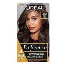 Plaukų dažai L'OREAL PREFERENCE 4.013