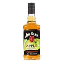 Likeris JIM BEAM Apple, 32,5%, 0,7l
