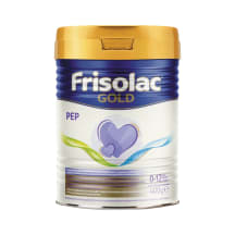 P.mais. Frisolac Gold Pep no dz. 400g