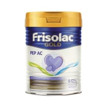 P.mais. Frisolac Gold Pep Ac no dz. 400g