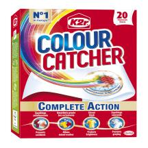 Krāsu ķērājs K2r Colour Catcher 20gab
