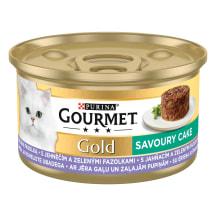 Kassieine Gourmet Gold lammas/uba 85g