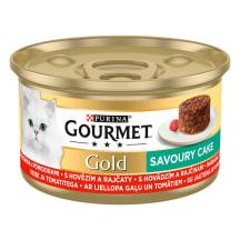 Kassieine Gourmet loomaliha,tükid,85g