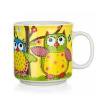 Krūze Banquet Owl 210ml