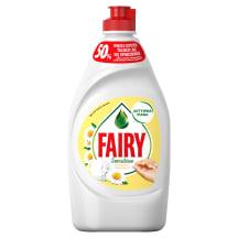 Trauku m/l fairy senit. cham&vite 450ml