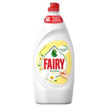 Nõudepesuvahend Fairy Sensi.Kummel 900ml