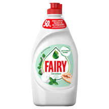Indų plov. FAIRY SENS. TEA TREE& MINT, 450 ml