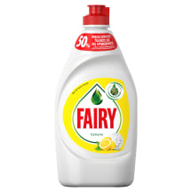 Trauku m/l fairy lemon 450ml