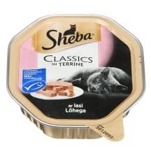 Pasteet Sheba kassile 85 g