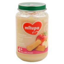Bērnu pārtika Milupa āb., cep. 4m, 190g