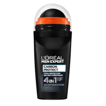 Rulldeodorant Loreal Men expert carbon 50ml