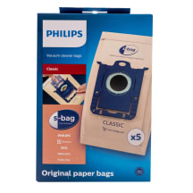 Tolmuimejakotid Philips S-bag