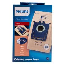 Putekļu sūcēja maisi Philips S-bag 5gab.