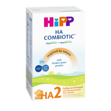 Pien. mišinys HIPP HA2 COMBIOTIC, 6mėn., 350g