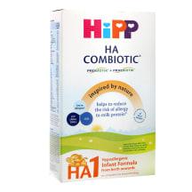 Pien.miš., HIPP HA1 COMBIOTIC, nuo gim., 350g