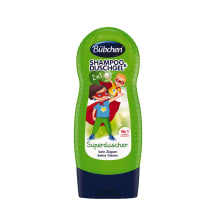 Šampūns/dušas žel.bubchen apples 230ml