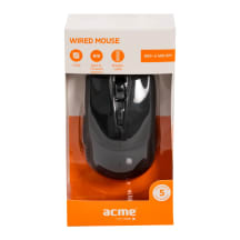 Ergonomic mouse Acme MS12