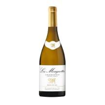 Balt.saus.vynas LES MOUGEOTTES CHARD, 0,75l