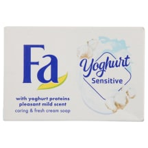 Tualetinis muilas FA YOGHURT SENSITIVE, 90g
