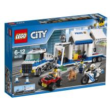 Konstr. mobilusis komandos centras LEGO CITY