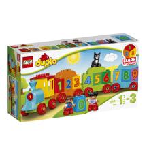 10847 Ciparu vilciens LEGO DUPLO
