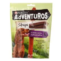 Skanėstai šunims ADVENTUROS STRIPS, 6 X 90g