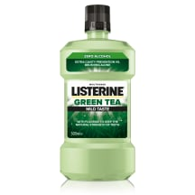 M/skal.l. listerine green tea 500ml