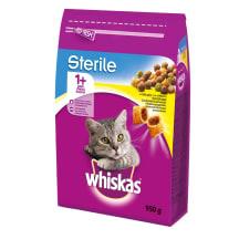 S/b. Whiskas ster.kaķiem ar vistu 950ml