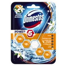 Tualetes bloks Domestos Power 5 Blossom 55g