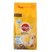 S/b. suņiem Pedigree ar vistu/rīs. 2,2kg
