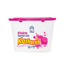 Veļas mazg. kapsulas Kastanis efekts 26gab.