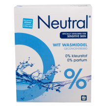 Veļas pulveris Neutral main wash 3kg