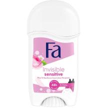 Pulkdeodorant Fa invisible sensit.50ml