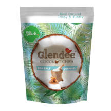Kookoslaastud meresoola-karamelli 40g