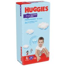 Saus.HUGGIES UL.COMF.MEG.B 15-25kg,44vnt