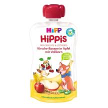 Püree banaani/kirsi/täistera Hipp 100g