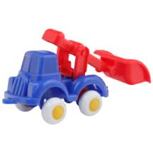 Žaisl darbo automobiliai VIKING TOYS 7cm