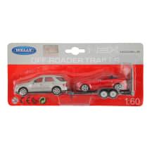 Žaisl automobilio modeliukas WELLY 1:60