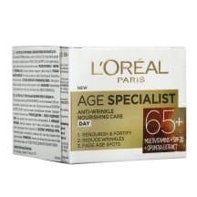 Päevakreem L'Oreal Age Special. 65+ 50ml