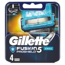 Skūš. kasetes Gillette Chill Cart 4gab