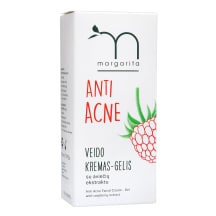 Veido kremas-gelis MARGARITA ANTI ACNE, 50ml