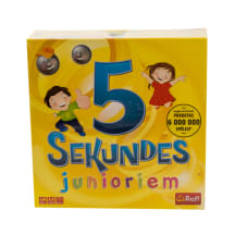 Rotaļlieta 5 sekundes junioriem LV Trefl
